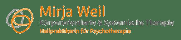 Mirja Weil - Heilpraktikerin für Psychotherapie